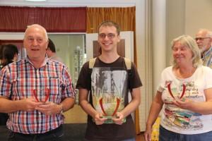 Janco Onnink (3e) - Martijn Gulmans (winnaar) - Ans Hoogland (2e)
